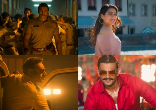 Simmba Trailer Ranveer Singh Thrills As A Frisky Dauntless Cop In Rohit Shetty's Directional