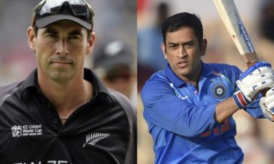 Stephen Fleming Backs MS Dhoni, Says Big Stage Is Something He Is Looking Forward To