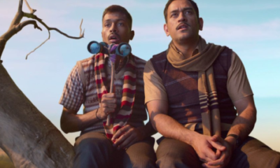 This Latest Advertisement Featuring MS Dhoni & Hardik Pandya Is Wholesome Fun