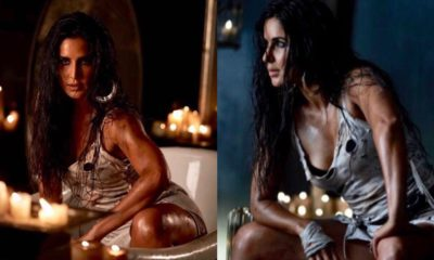 This New Pictures Of Katrina Kaif From 'Husn Parcham' Makes Us Impatient For The Song