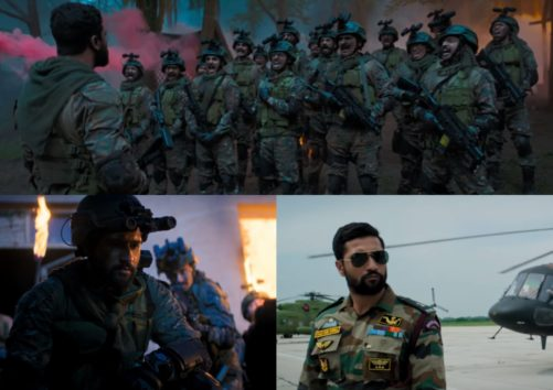 Uri Trailer Vicky Kaushal Pays A Flawless Tribute To Armed Force In This Action-Packed Trailer