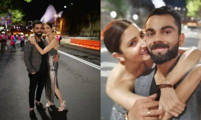 Virat Kohli, Anushka Sharma Look Breathtaking Gorgeous As They Ring In The New Year In Sydney