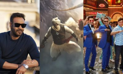 Ajay Devgn To Have Three Big Releases In 2019