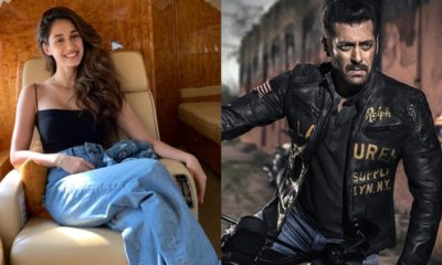 Disha Patani Likely To Star Opposite Salman Khan In Kick Sequel