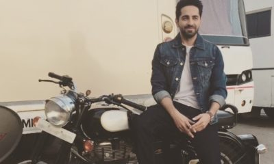 Forget Ranveer Singh, We have Got A New Cop In Town & It's None Other Than Ayushmann Khurrana