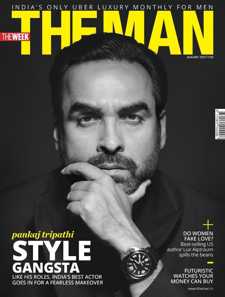 Kaleen Bhaiya Aka Our Very Own Pankaj Tripathi Makes Thriving Magazine Debut & We Are Gripped (2)