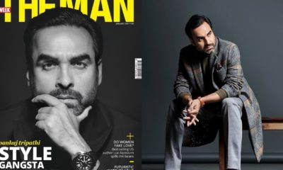 Kaleen Bhaiya Aka Our Very Own Pankaj Tripathi Makes Thriving Magazine Debut & We Are Gripped