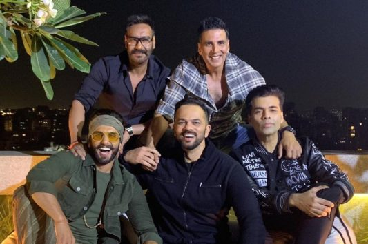 Rohit Shetty Introduces His Cops Singham, Simmba & Sooryanvashi, Hints Another Police Film