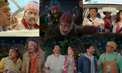 Total Dhamaal Trailer Ajay Devgn & Other Promises A Rib-tickling Wild Adventure Film