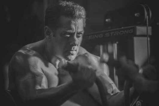 'Being Real Strong', That's How Salman Khan Is Prepping For His Big Release Bharat