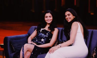 Alia Bhatt God Has Created Deepika Padukone With A Lot Of Love