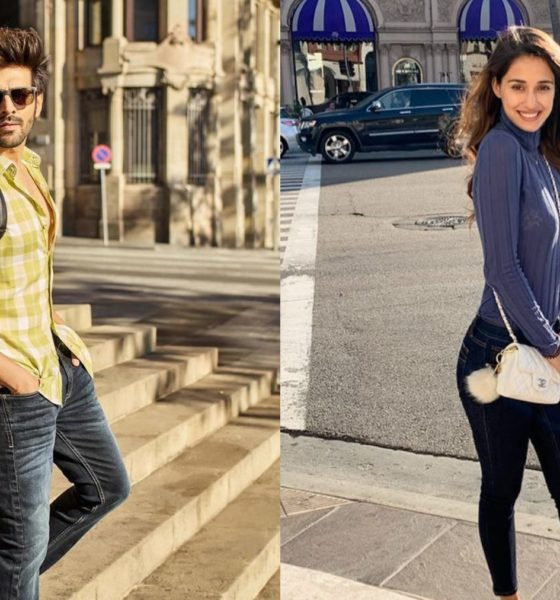 Confirmed: Kartik Aaryan And Disha Patani Are Doing A Rom-Com Together