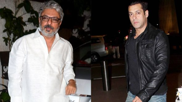 Confirmed Sanjay Leela Bhansali, Salman Khan Unite After Two Decades For a Love Story