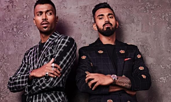 Fresh Trouble For Hardik Pandya, KL Rahul, FIR Filed Against Them For Inappropriate Comments