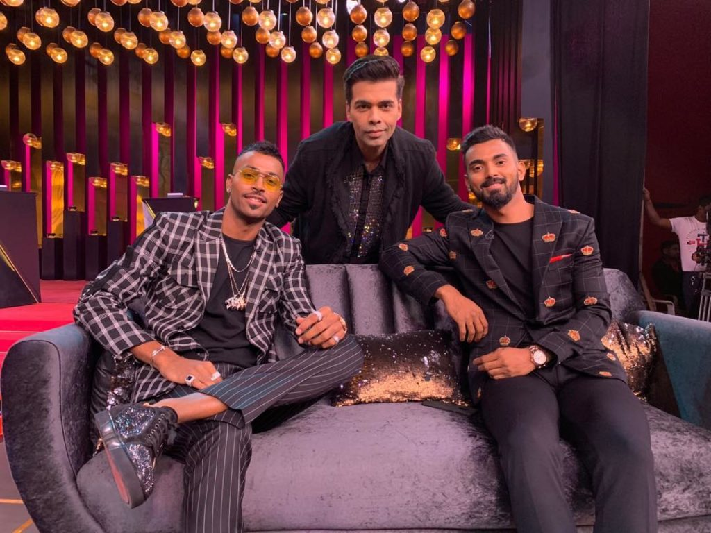 Fresh Trouble For Hardik Pandya, KL Rahul, FIR Filed Against Them For Inappropriate Comments.