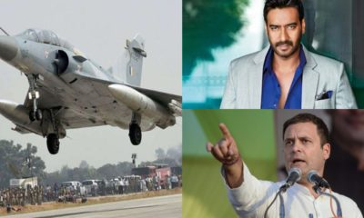 India Strikes Back Ajay Devgn, Rahul Gandhi Among Others Salute Indian Air Force