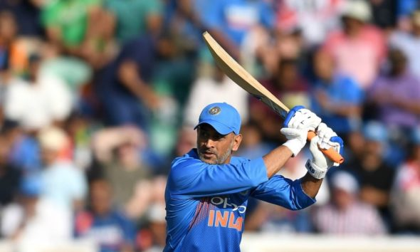 MS Dhoni At No 4 Or No 5, Anil Kumble Opens On MSD's Batting Position For 2019 World Cup