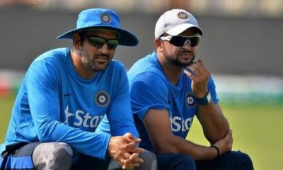 Raina Enlightens Why MS Dhoni Will Play A Huge Role If Virat Kohli Is To Lift The World Cup Trophy