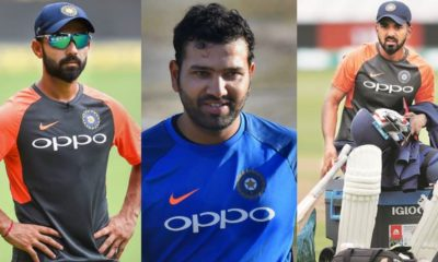 Reports Rohit Sharma To Be Rested, Rahane & Rahul To Earn Up Call Against Australia