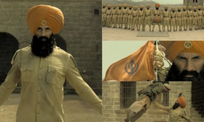 Watch Akshay Kumar's Kesari Trailer Is Uprightness And High On Patriotism