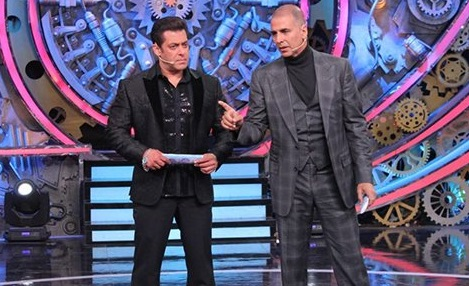 Clash Of The Titans Salman Khan To Take On Akshay Kumar On EID 2020