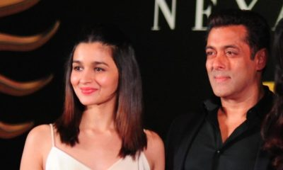 Confirmed: Salman Khan And Alia Bhatt In Sanjay Leela Bhansali's Next Titled 'Inshallah'