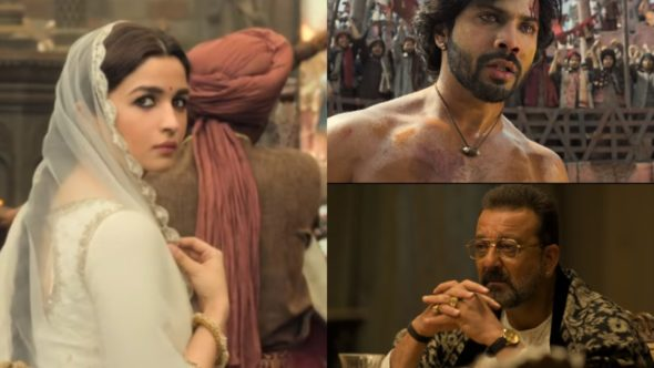 Kalank Teaser Is Bursting Of Breathtaking Visuals With A Stunning Cast