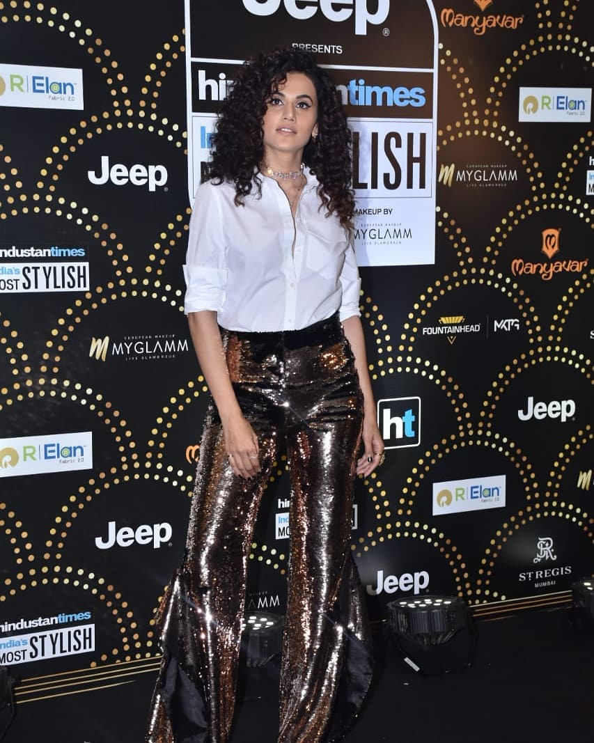 Pics Bollywood Celebrities Glamour At HT India's Most Stylish 2019 (10)