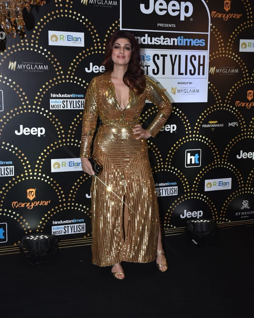 Pics Bollywood Celebrities Glamour At HT India's Most Stylish 2019 (11)
