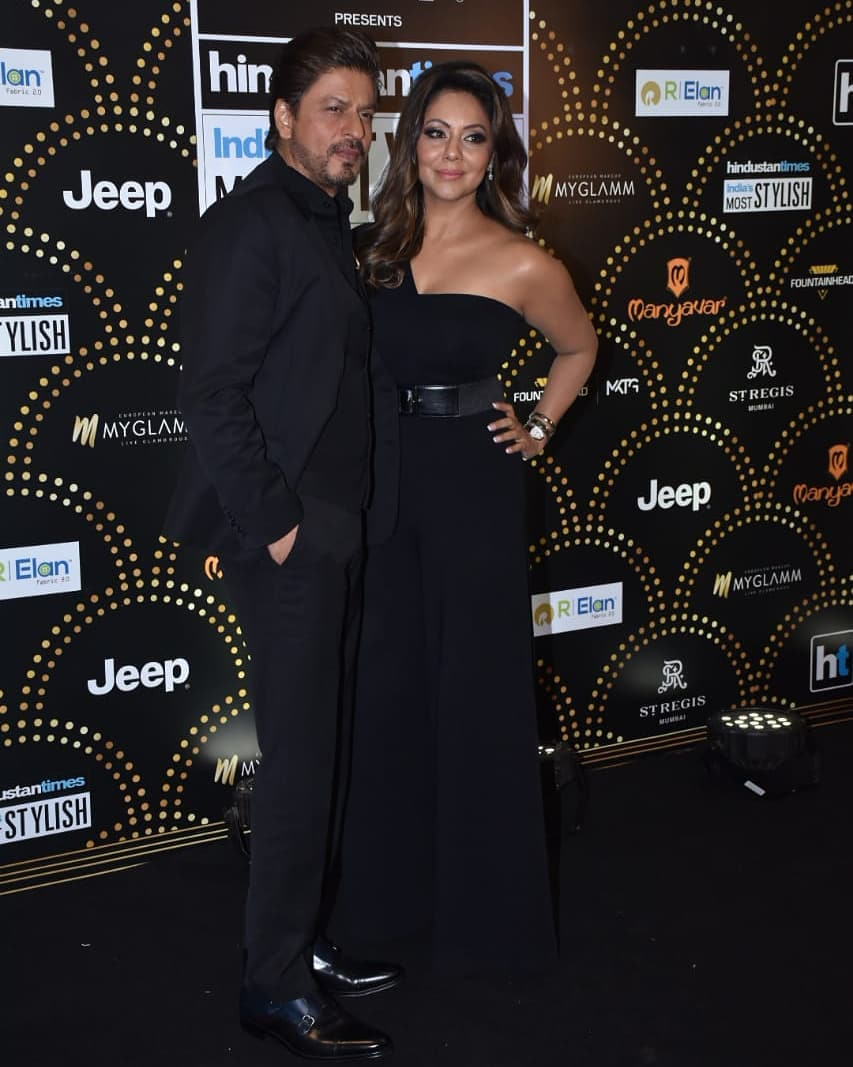 Pics Bollywood Celebrities Glamour At HT India's Most Stylish 2019 (12)