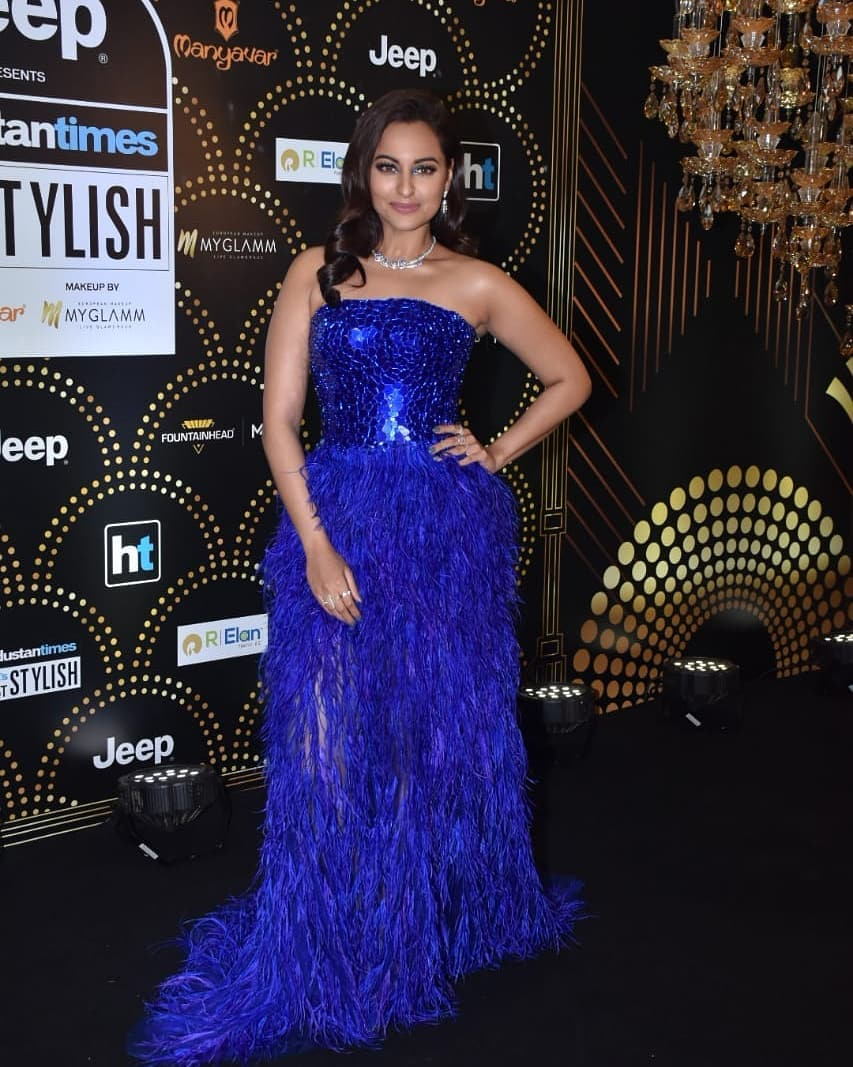 Pics Bollywood Celebrities Glamour At HT India's Most Stylish 2019 (14)
