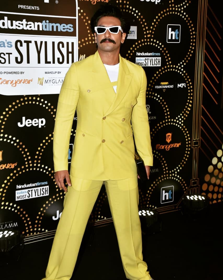 Pics Bollywood Celebrities Glamour At HT India's Most Stylish 2019 (15)
