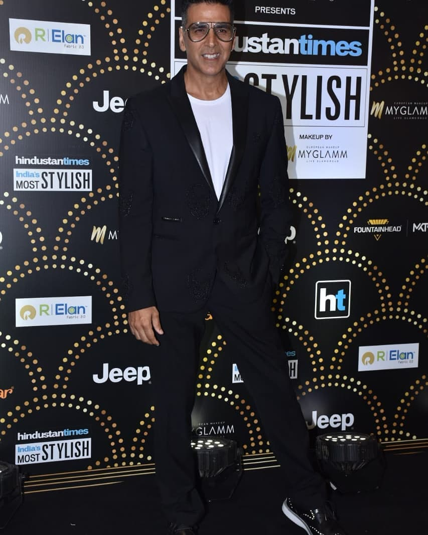 Pics Bollywood Celebrities Glamour At HT India's Most Stylish 2019 (2)