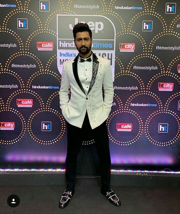 Pics Bollywood Celebrities Glamour At HT India's Most Stylish 2019 (7)