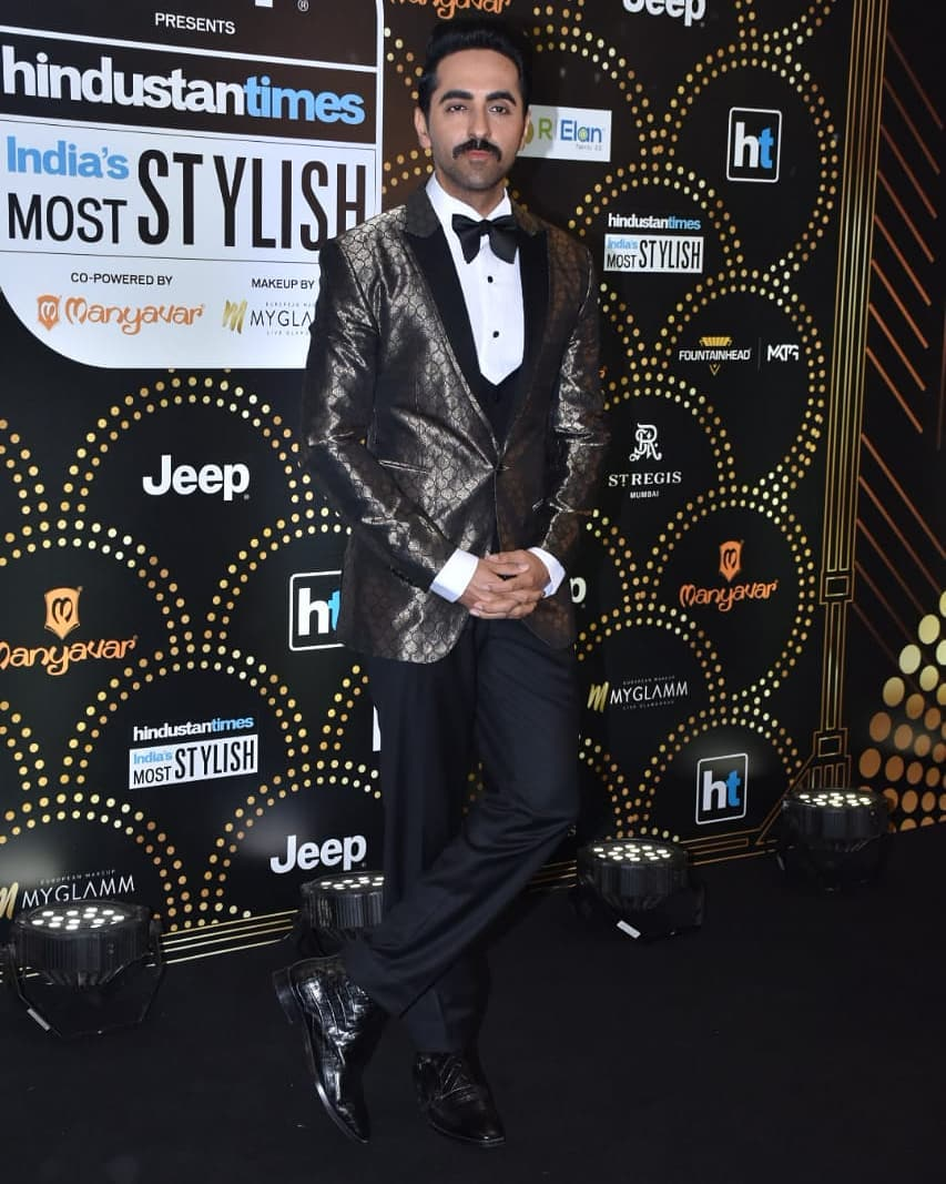 Pics Bollywood Celebrities Glamour At HT India's Most Stylish 2019 (9)