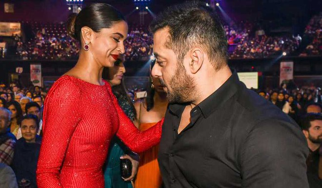 Salman Khan Gets Candid On Not Working With Deepika Padukone Yet.