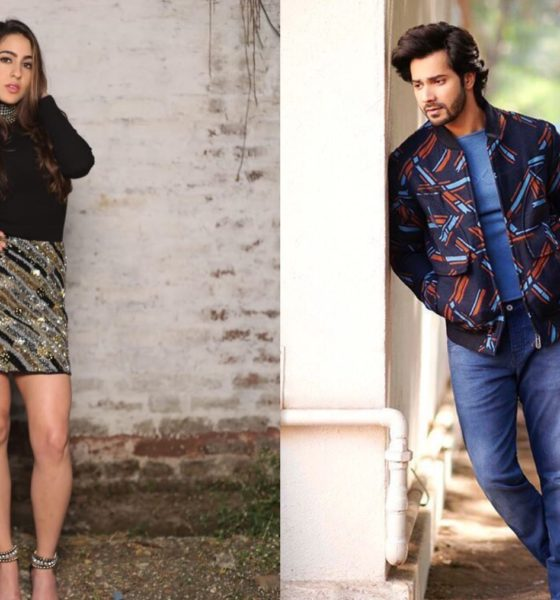 Varun Dhawan And Sara Ali Khan Are Finally Coming Together & We Just Can't Hold Our Excitement