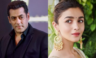 I'm Not Bothered, Alia Bhatt On Facing Criticism After Being Paired With Salman Khan In Inshallah