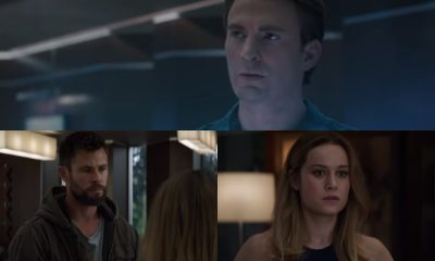 Marvel Reveals First Clip From Avengers Endgame, Captain America Ready To Take On Thanos