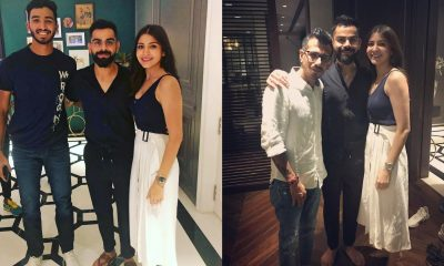 RCB's Luckless Season Doesn't Stop Virat Kohli, Anushka Sharma Hosting Dinner For RCB Team