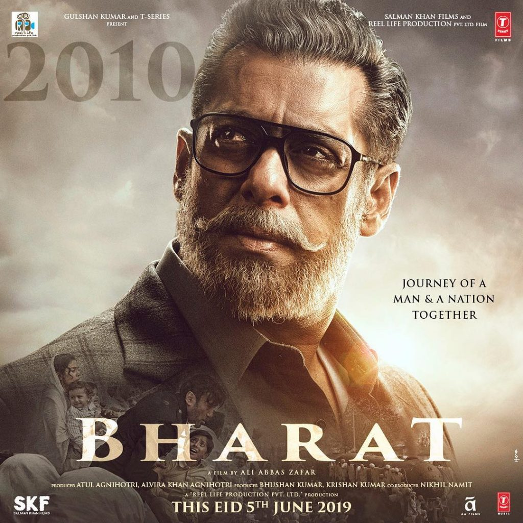 Salman Khan Has Just Shared The First Look Of Bharat And It Is Damn Fascinating