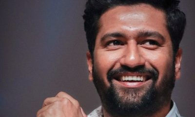 Vicky Kaushal Fractures Cheekbone Shooting An Action Sequence